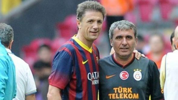 Galatasaray'ın formasını giyen 12 Rumen futbolcu