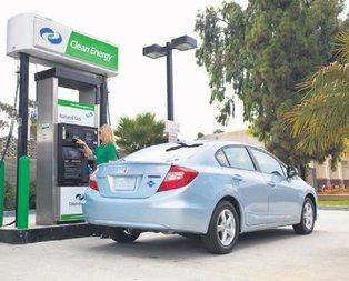 Ucuz CNG yakıtı yaygınlaşıyor