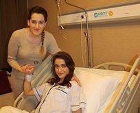 Sosyal medyada tanıdı, karaciğerini verdi