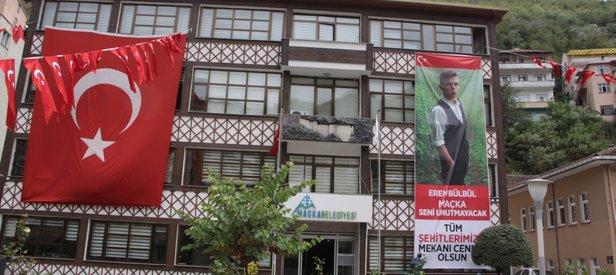 Eren Bülbül, Trabzonspor sevdalısıydı