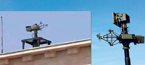 TBMMnin çatısına yeni düzenek! Yaklaşanı düşürecek