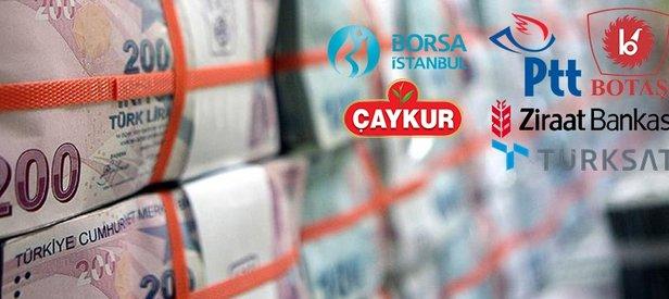Türkiye Varlık Fonu devler liginde!