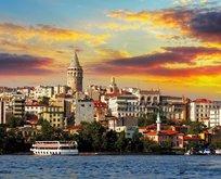 İstanbul'u mesken tuttular