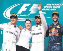 ABD'de en büyük Lewis Hamilton