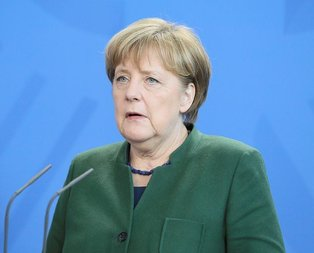 Merkel'den yalanlar!