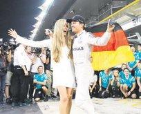 Şok! Nico Rosberg pistlere veda etti