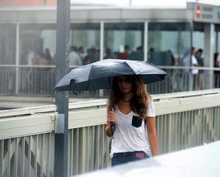 Meteoroloji saat verdi: İstanbulda sağanak bekleniyor