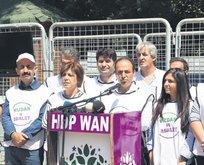 HDP'ye Van minute