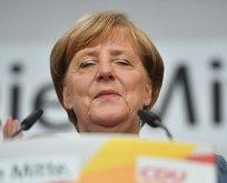 Almanya'daki genel seçimin galibi Hristiyan Demokrat Birlik Partisi (CDU) oldu