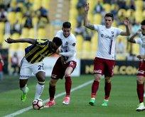 Fenerbahçe kaçtı, Trabzonspor yakaladı