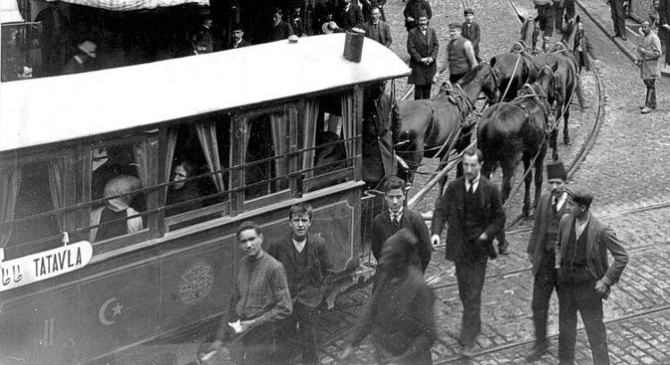 ABD'den çıkan görülmemiş Osmanlı fotoğrafları