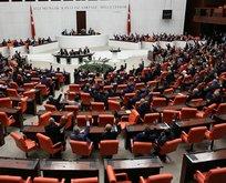 TBMMde Irak-Suriye tezkeresi kabul edildi