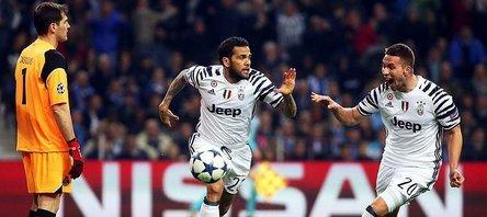 Juventus, Portonun işini ilk maçta bitirdi!