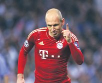 Fener'in çilegi Arjen Robben