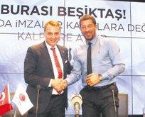 Beşiktaş'a süper salon