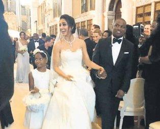 6.5 milyon dolarlık düğün!