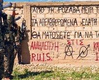 YPGye destek için Suriyeye geçtiler