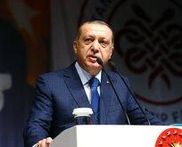 Erdoğan: Saldırıların affedilecek hiçbir yanı yoktur