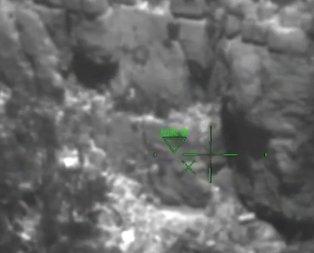 Türk jetleri Irakın kuzeyini vurdu