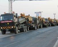 Komando birlikleri sınır hattında