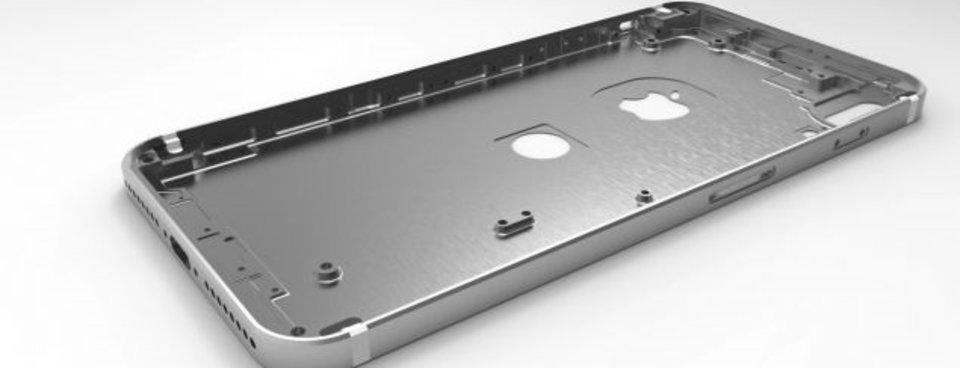 İşte Iphone 8den ilk görüntüler