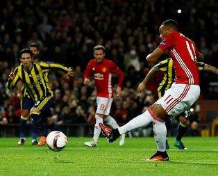 Fenerbahçe ManUya farklı mağlup oldu
