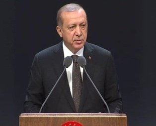 Erdoğan: Ders kitaplarıyla ilgili şikayetler geliyor