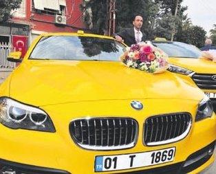 240 bin liralık araç taksi oldu