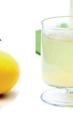 Zencefilli Taze Limonata Tarifi