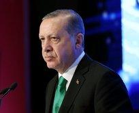 Erdoğan hepsinden şikayetçi oldu