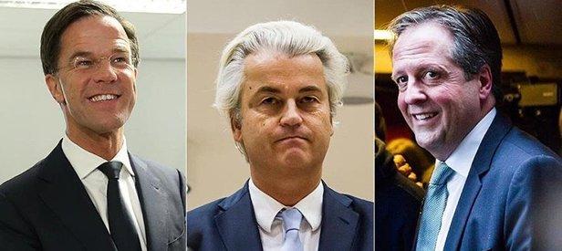 Hollandada hükümet krizi! 178 gün oldu