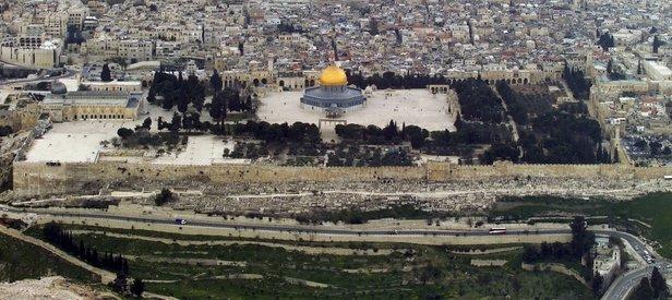 Müslümanlara Mescid-i Aksa yasağı