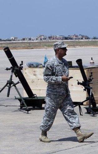 İşte ABD'nin teröristlere vereceği silahlar