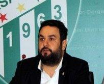 Aziz Yıldırım Türk futbolunun kara lekesidir