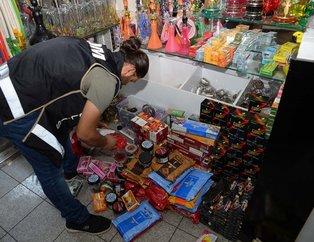 İstanbul'da 100 noktaya 500 polisle operasyon