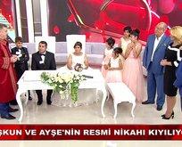 Müge Anlı, kimliksiz aileyi evlendirdi!