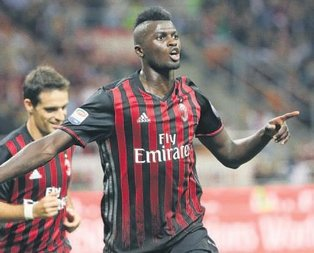 Milan teklifi kabul etmemiş