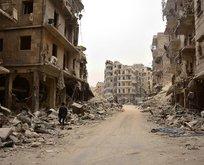 Halepli sivillerden dünyaya yardım çağrısı