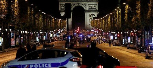 Pariste terör saldırısı