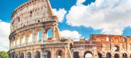 Balayında tercih Roma