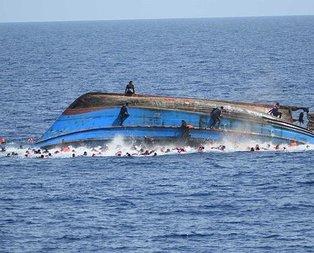 Akdenizde göçmen faciası: 250 ölü