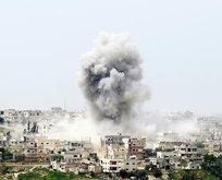 Katil Esed yine sivilleri vurdu
