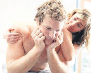 Erkeklere şok tedavi