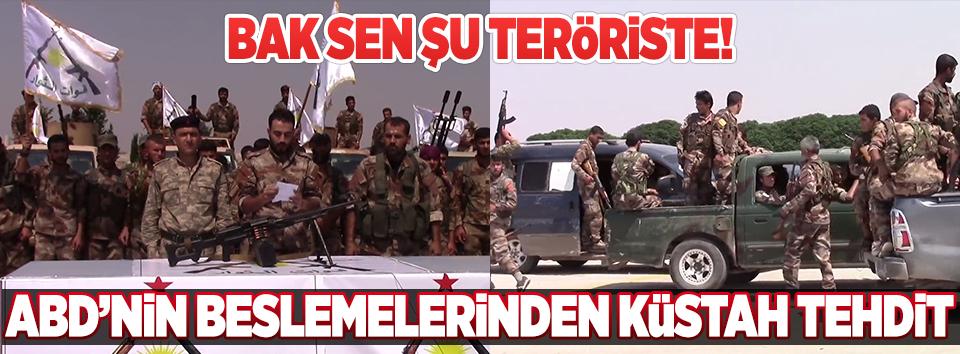 PKKnın Suriyedeki örgütü Türkiyeyi tehdit etti
