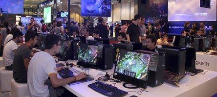Dijital Eğlence ve Oyun Fuarı GameX açıldı!