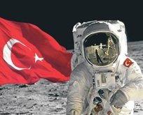 Türkiyeden uzay hamlesi!