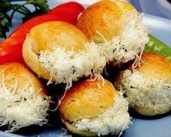 Peynirli Saçaklı Poğaça Tarifi