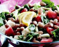 Barbunyalı Roka Salatası Tarifi