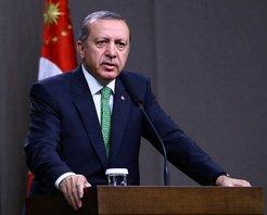 Erdoğan: Muhterem hocamız Erbakanı rahmetle anıyorum