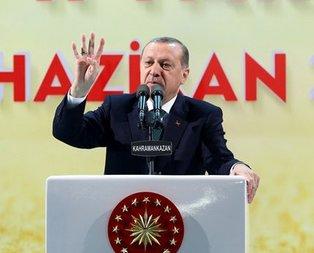Cumhurbaşkanı Erdoğandan Ceylanpınar sürprizi